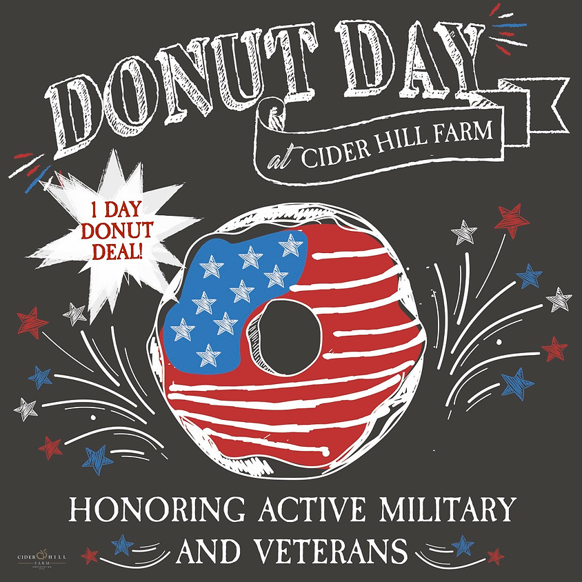 Donut Day Deal - 1 Day Only!