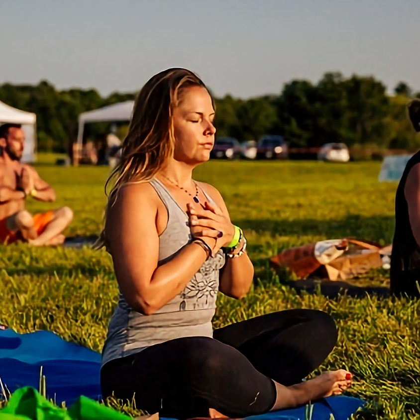 Cancelled Per Weather  - All Levels Yoga with Sarah Oleson