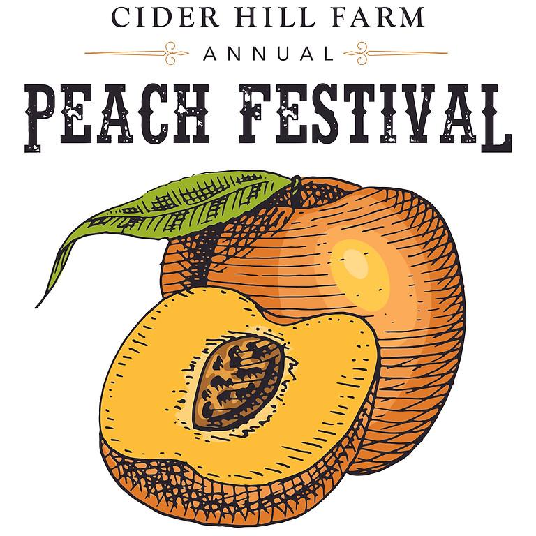 Annual Peach Festival - Day 1