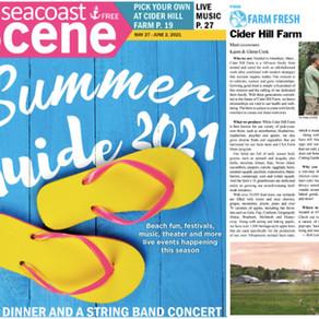 Cider Hill Farm Featured as a 2021 Seacoast Destination