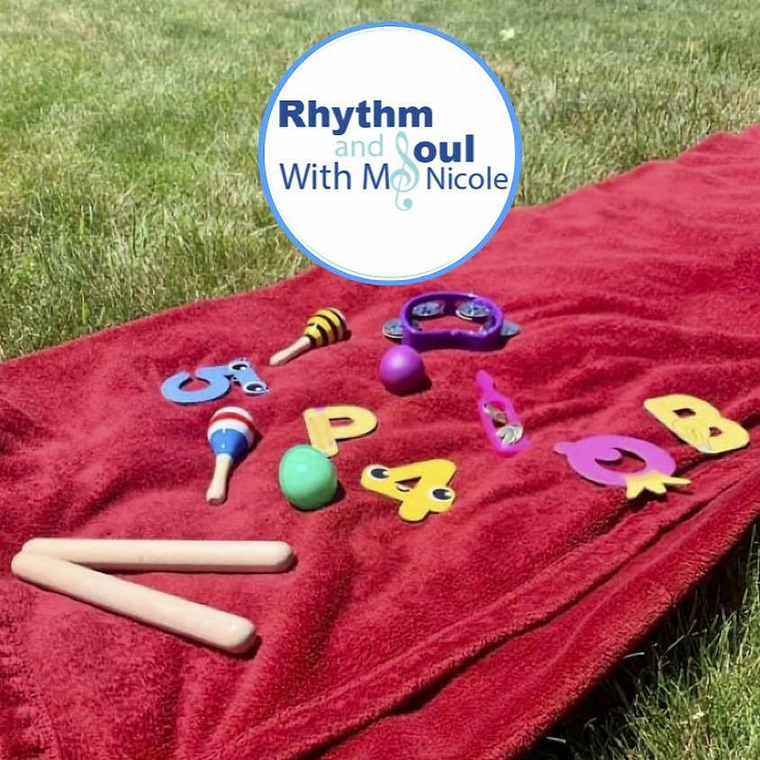 Mommy/Daddy-And-Me Music Class with Ms. Nicole (10-10:30 am)