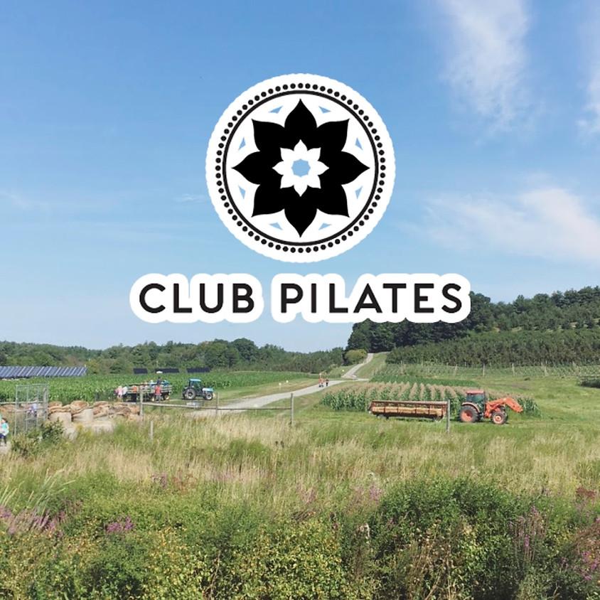 Club Pilates Newburyport Free Pop Up!