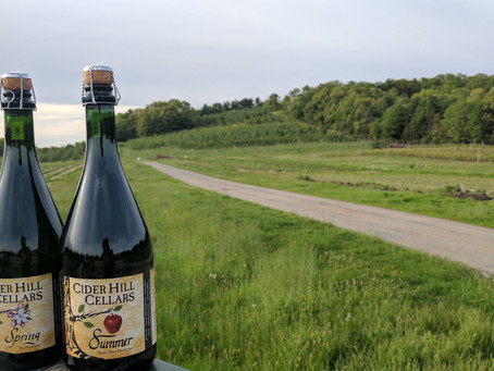 Our First Year of Hard Cider Production