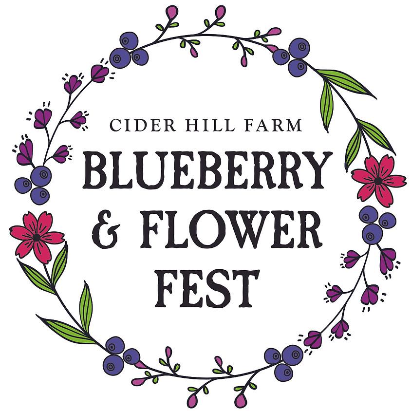 Blueberry & Flower Fest - Day 1