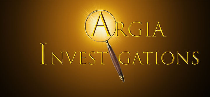 Argia Investigations Logo - from David.j