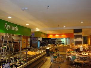 Строительство магазина _Сільпи_