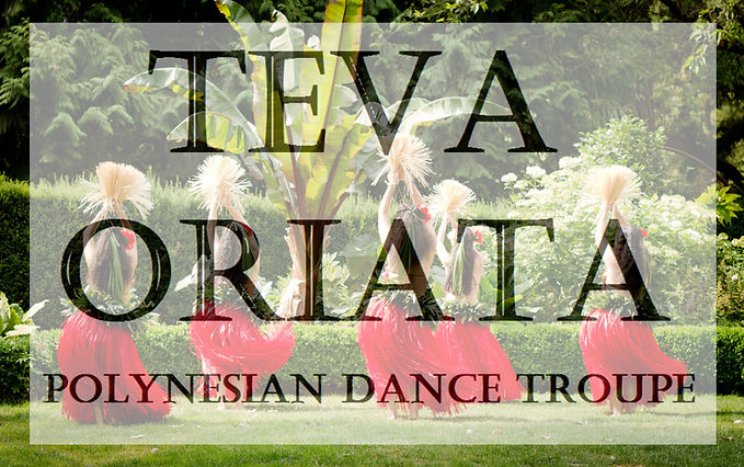 Portland Oregon Tahitian Polynesian Dance