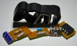 Elektronik-GummiDichtung