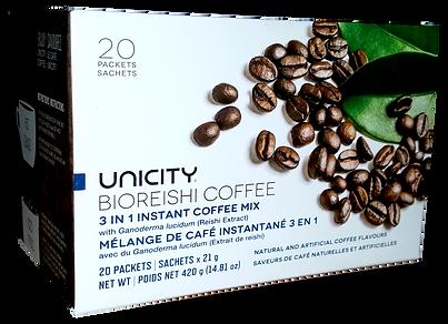 Le meilleur café vietnamien sur le marché. UNICITY BIOREISHI bon pour la santé, détoxiner son foie, avoir meilleure concentration et énergie. Disponible sur emcmnutraceutique.com