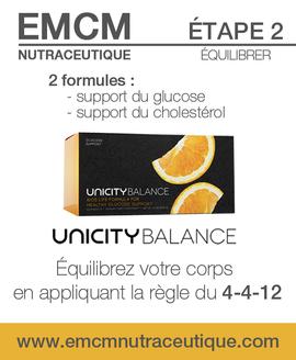 EMCM-NUTRACEUTIQUE-ÉTAPE-2-UNICITY-BALA