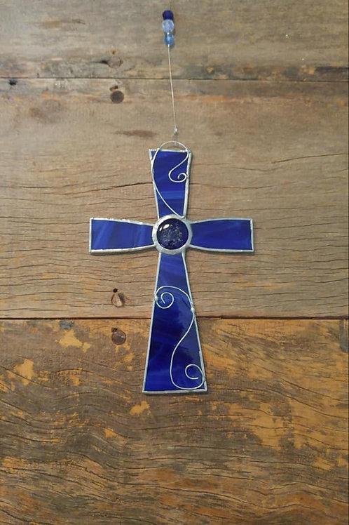 Cross Memorial Suncatcher