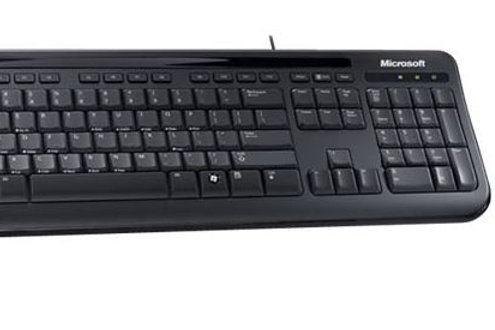Microsoft Wired Desktop 400 (Keyb & Mouse)