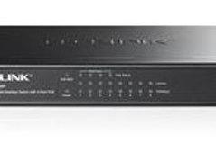 TP LINK TL-SG1008P 8 port Gigabit POE switch