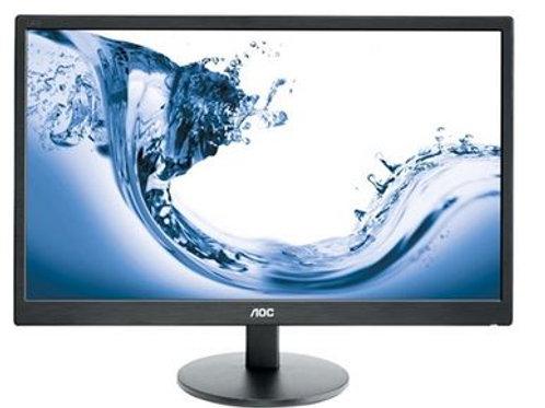 "AOC 27"" LED VALUE 1920X1080 5MS 16:9 D-SUB HDMI X"