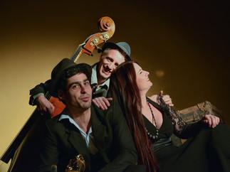 Trio Loubelya - © Irène Strubbe