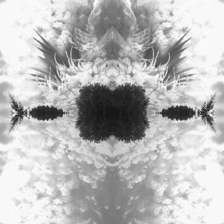 BLU AS MY HEART IS BLACK - photography by Irène Strubbe