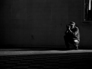 Philippe, photographe urbexeur  - © Irène Strubbe