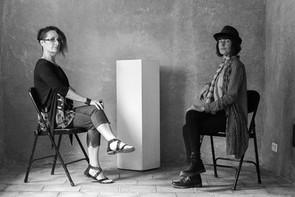 Irène Strubbe, artiste photographe, Festival du Film Insolite de Rennes le Château
