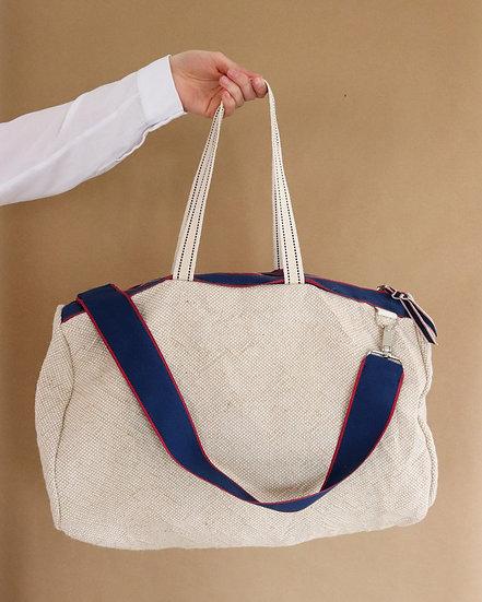 """""""TULUS"""" weekend bag"""