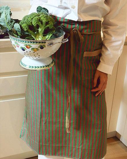 """BISTRO L""  apron | delantal"