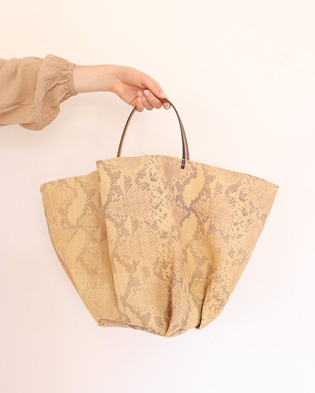 """PILLOW BAG"" | Capazo"