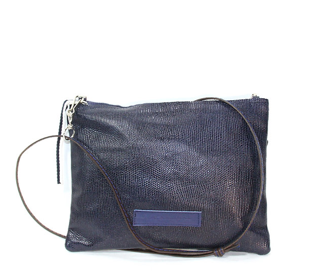 """BRIDGET"" Zipper Clutch 