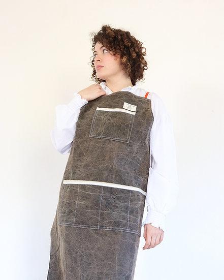 """HUERTO"" reversible apron | delantal"
