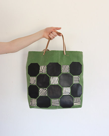 "Double Strap ""SHOPPER"" | Shopper Doble Asa"