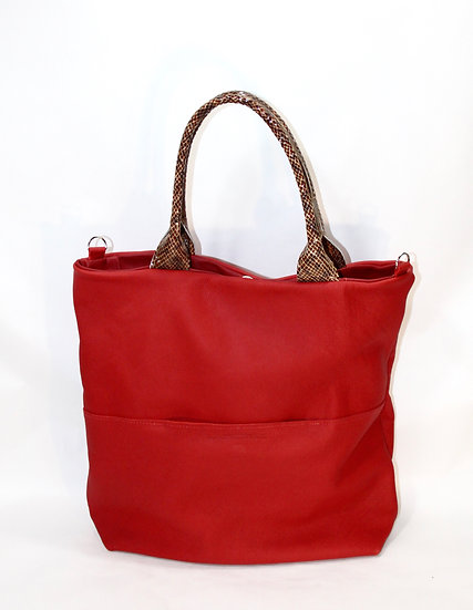 """MIA"" Leather | Piel"