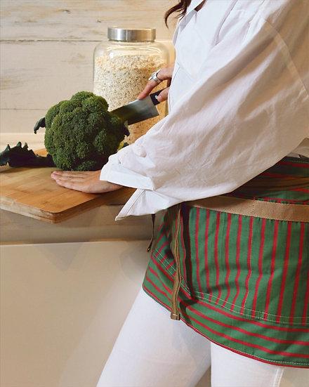 """BISTRO S""  apron | delantal"