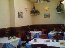 Restaurant Hellas Raucherraum