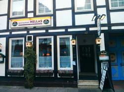 Restaurant Hellas Außenansicht