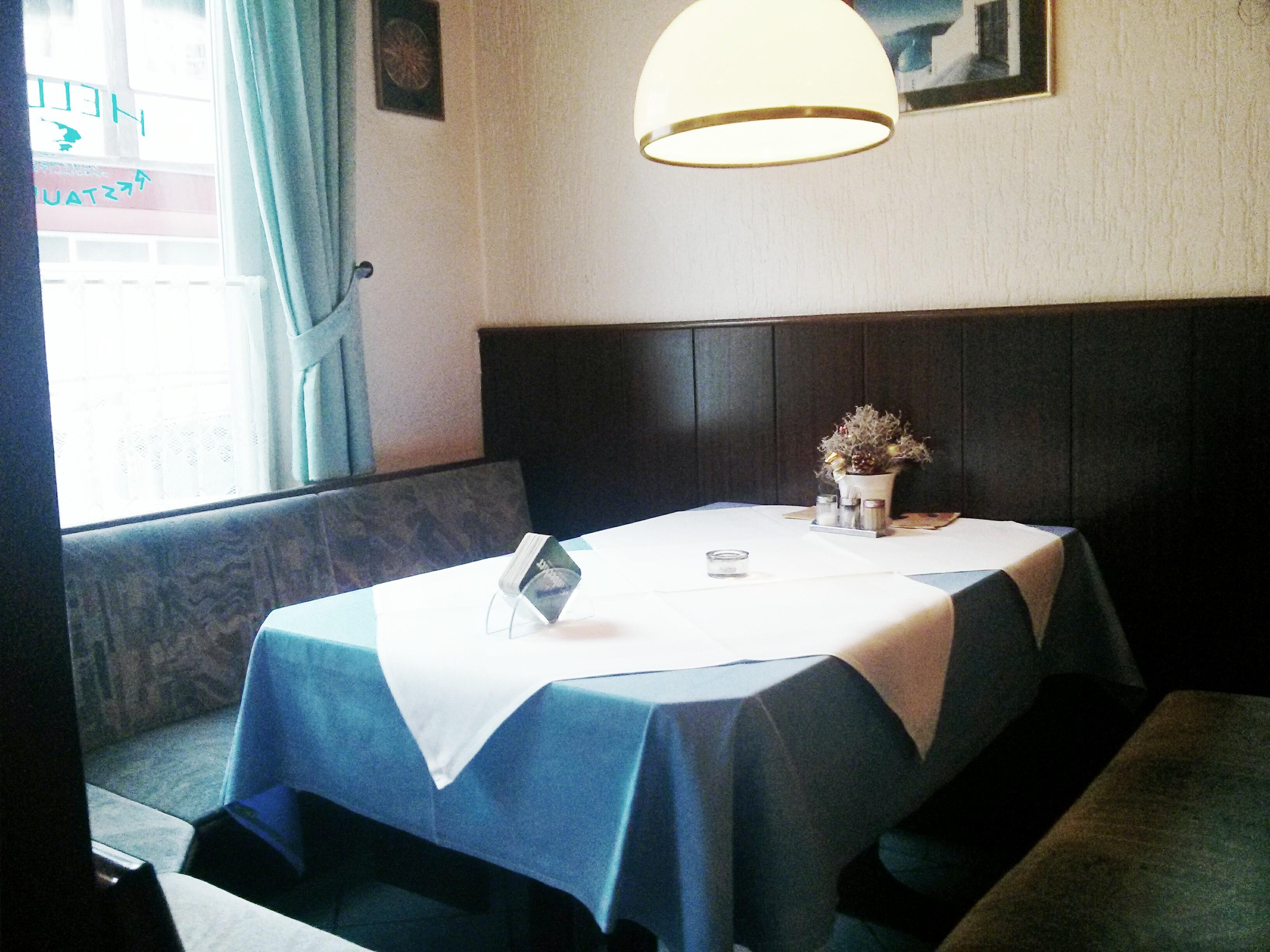 Restaurant Hellas Stammtisch