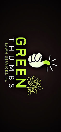 Company logo green thumbs lawn services inc