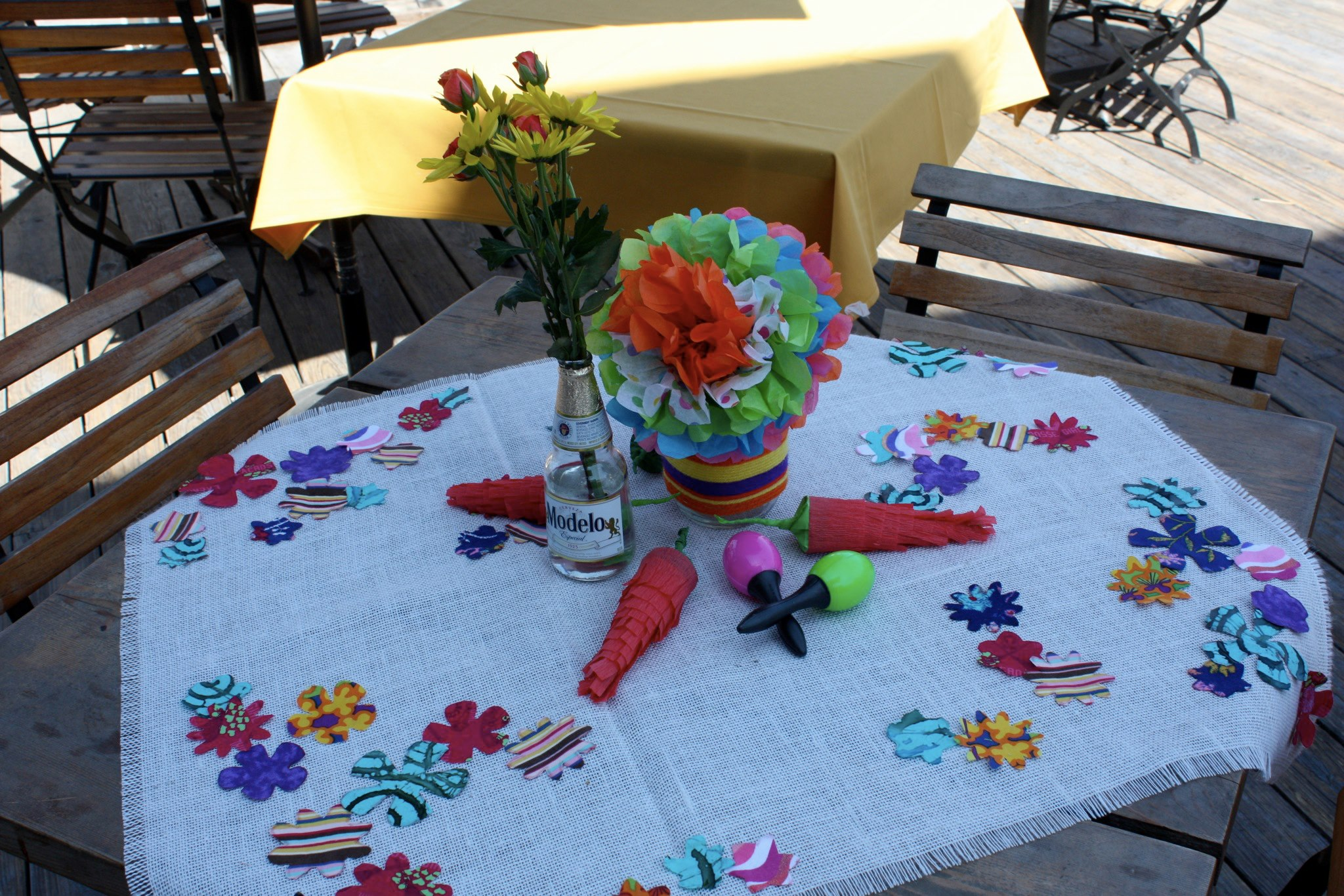 Fiesta-themed Wedding Shower