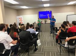 Training Entrepreneurs on Networking