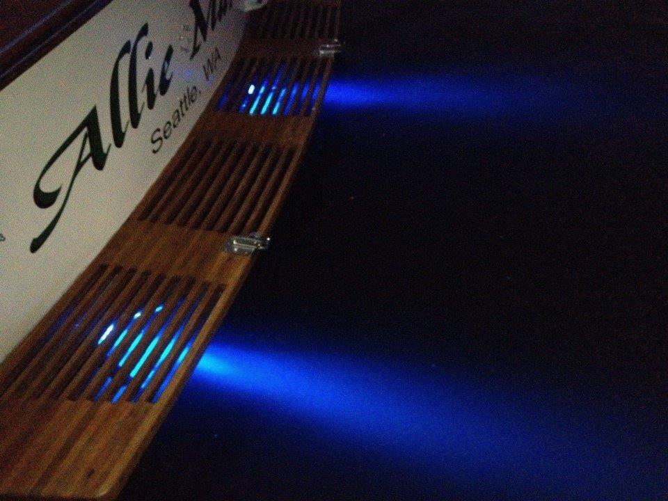 Underwater LEDs