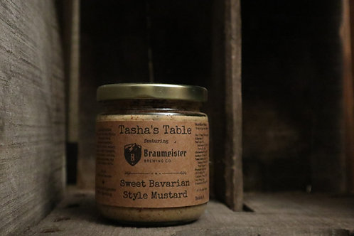 Sweet Bavarian Style Mustard