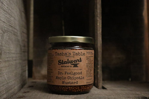 Dr. Feelgood Maple Chipotle Mustard