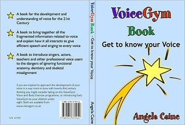 VoiceGym Book