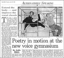 Voice Gymnasium