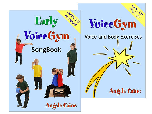 The Complete VoiceGym & Early VoiceGym