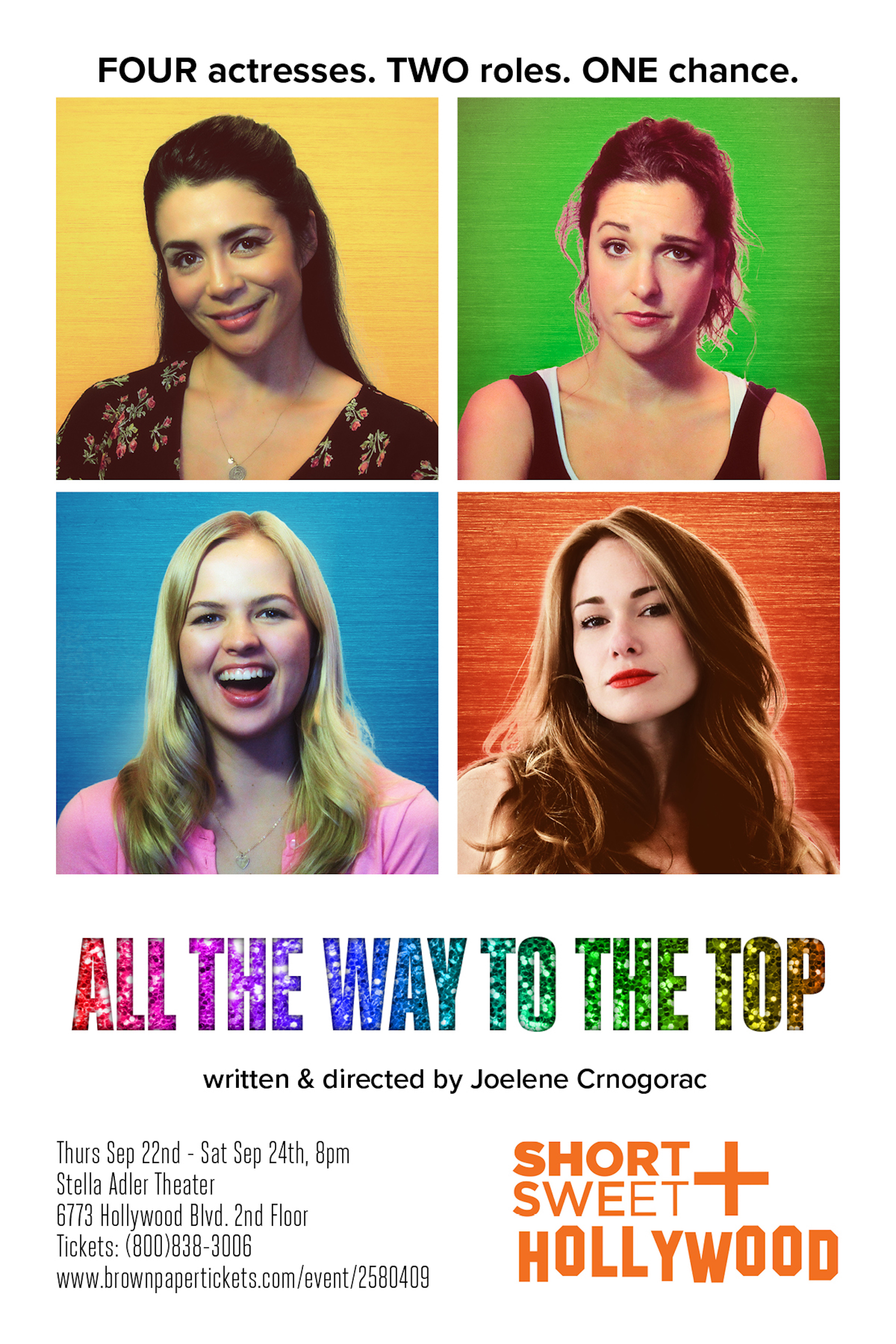 """""""All The Way to The Top"""""""