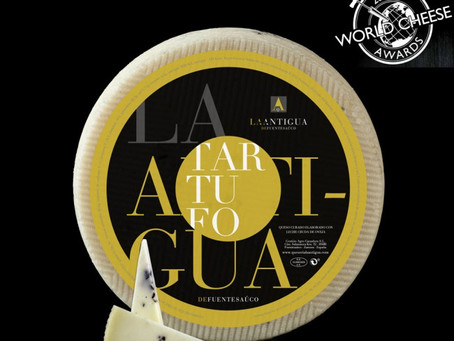 World Cheese Awards-2015: ещё больше наград в уходящем году!