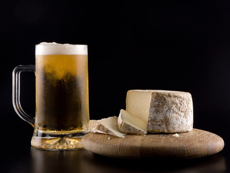 Сыр + Пиво - необычная гастрономическая пара
