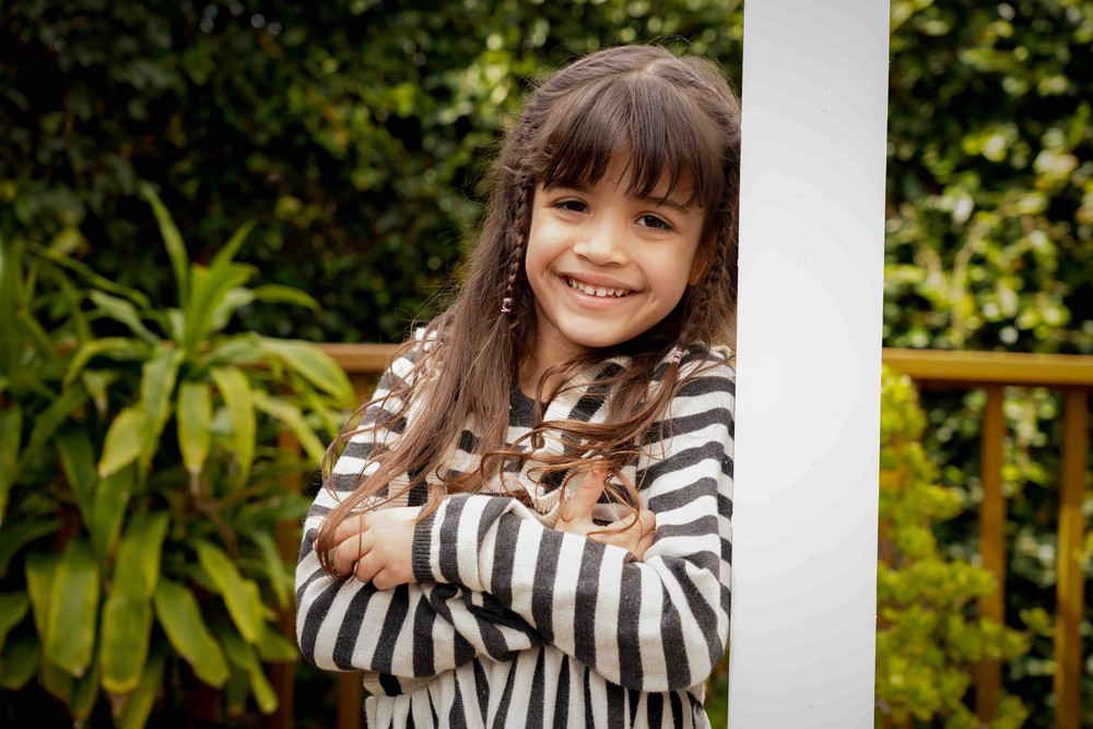CATEGORY: Child Portraits LOCATION: Pasadena City Hall