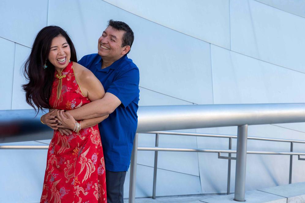 CATEGORY: Engagement LOCATION: Walt Disney Concert Hall