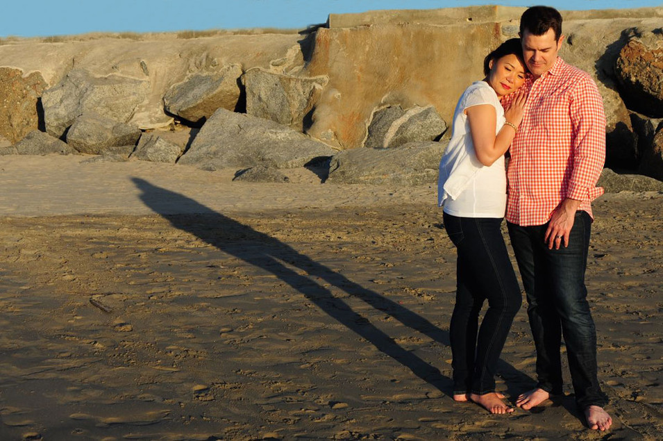 CATEGORY: Portraits LOCATION: Beach