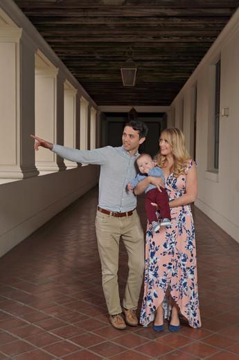 CATEGORY: Portraits LOCATION: Pasadena City Hall