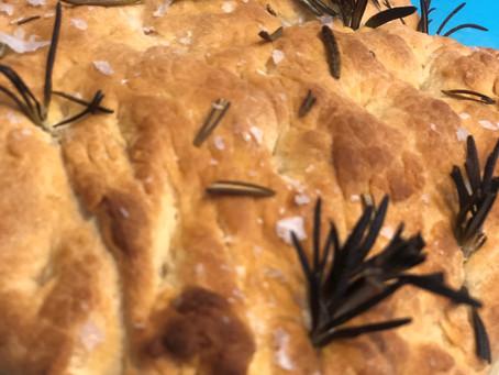 September 2021 – Focaccia Bread